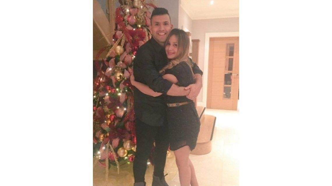 El Kun Agüero y Karina La Princesita estarían esperando un hijo