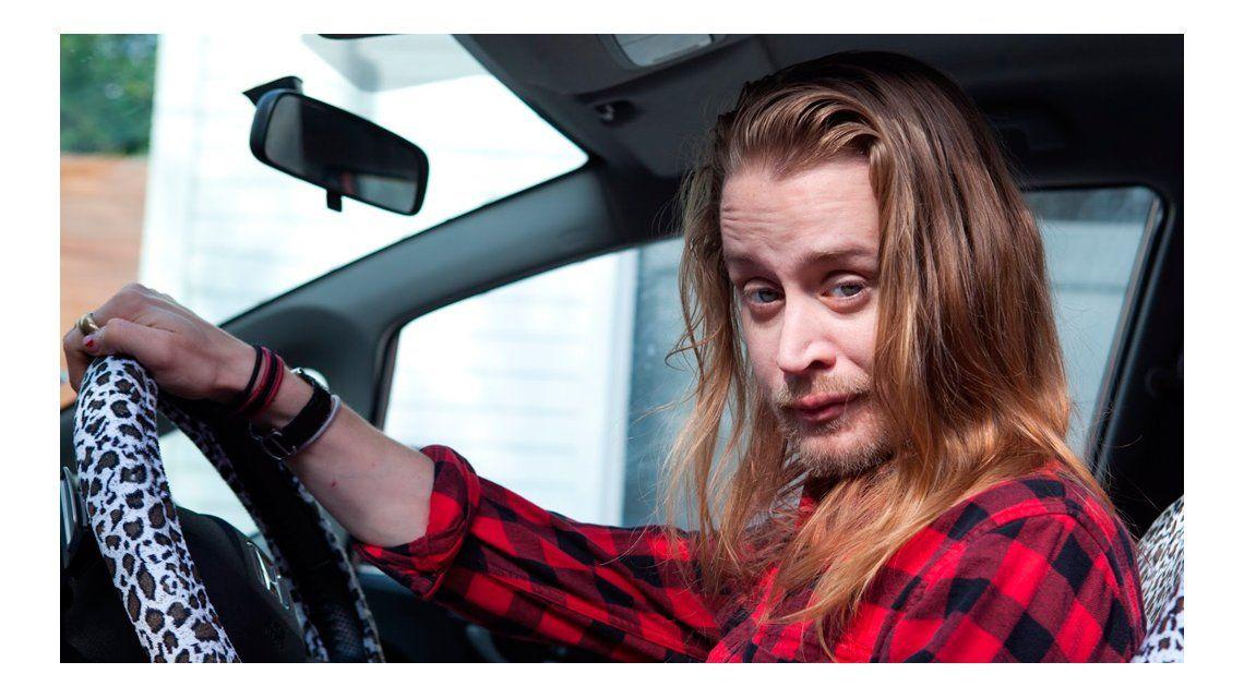 Macaulay Culkin atacó a la prensa por una tapa de hace cuatro años