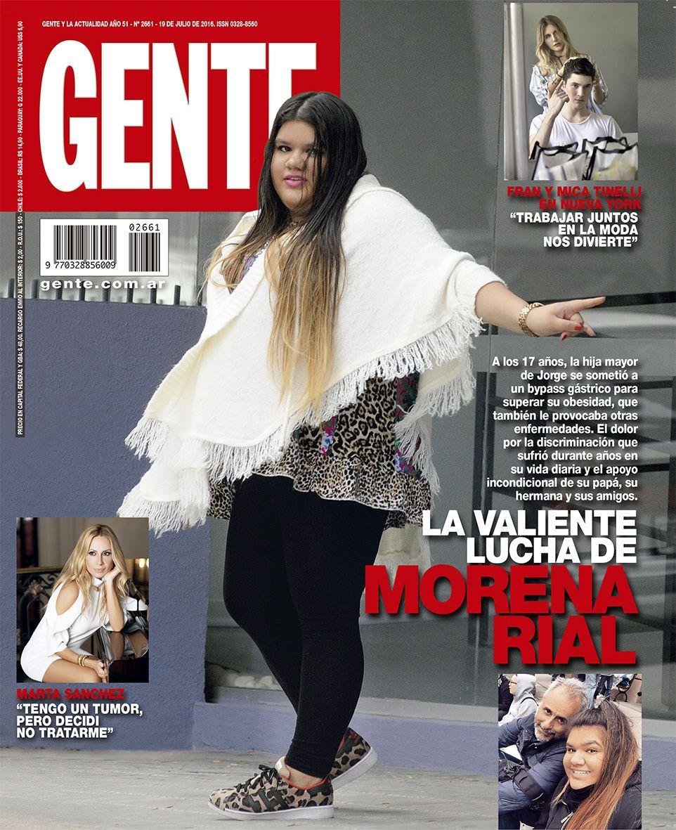 Tapas de revistas: la fuerte confesión de Marta Sánchez sobre su salud; y el embarazo de Emilia Attias