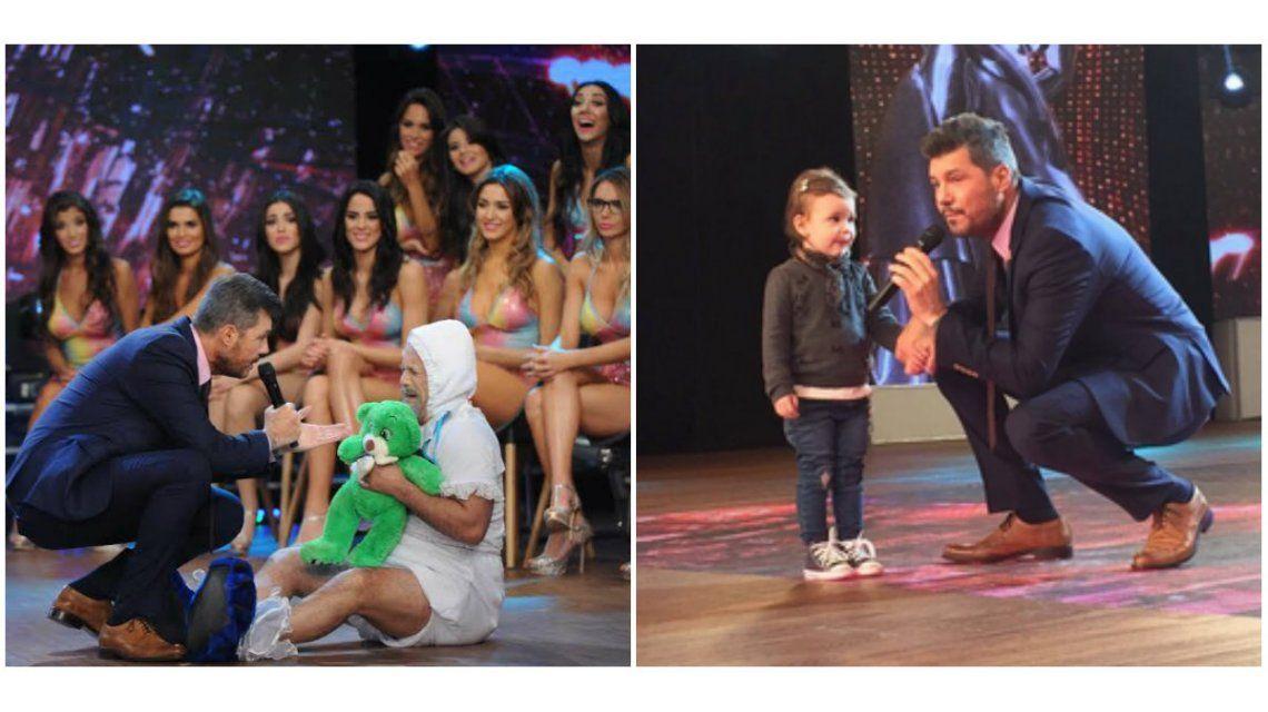 ¡Niños al ataque! El show de Olivia Alfonso y el bebé de Lourdes Sánchez en ShowMatch