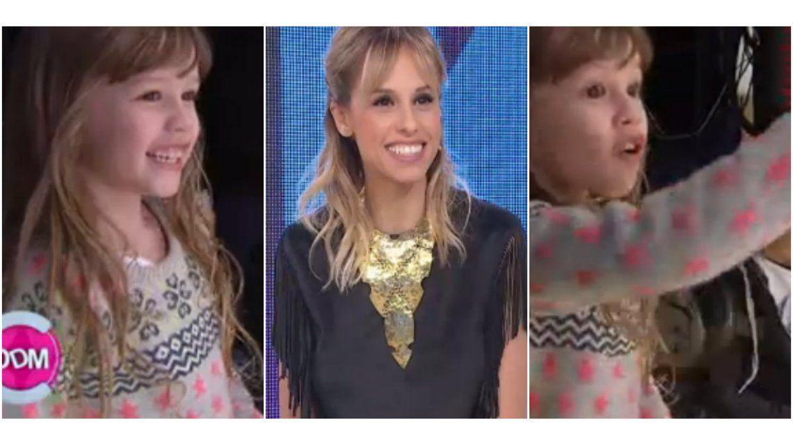 El pedido de Matilda a Mariana Fabbiani en pleno programa: ¡Papá me dejó!
