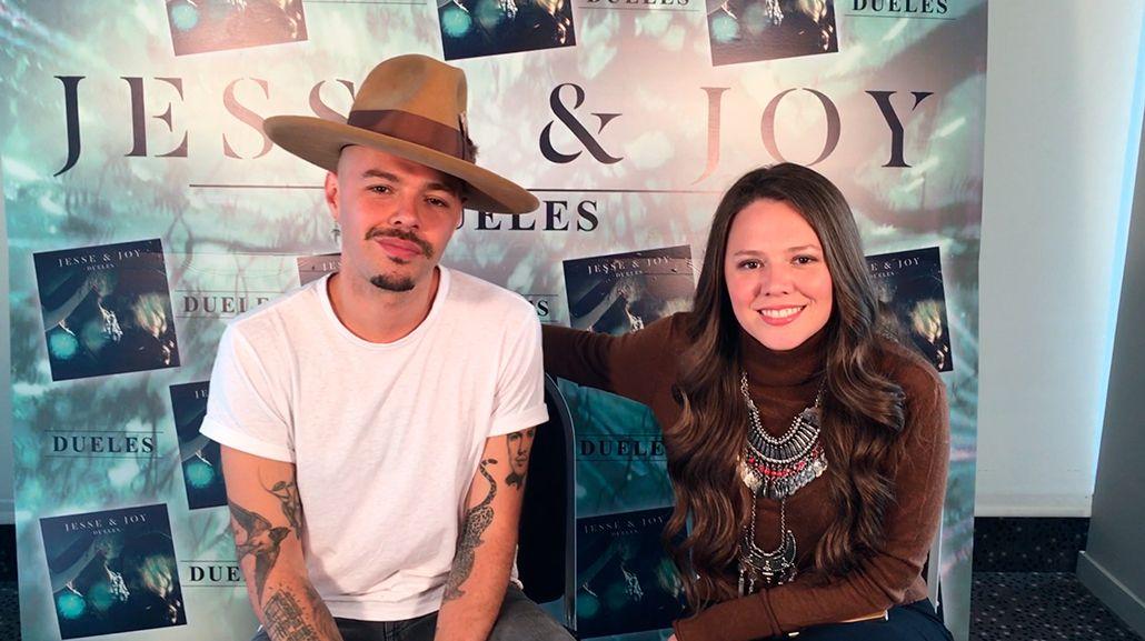 Jesse &Joy en Argentina: su canción más emotiva y la relación de hermanos en la previa a cada show