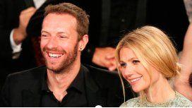 Chris Martin y Paltrow, divorciados: Hay diferencias irreconciliables