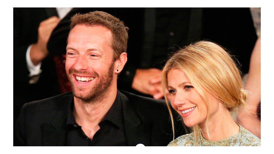 Chris Martin y Gwyneth Paltrow, separados oficialmente: Hay diferencias irreconciliables