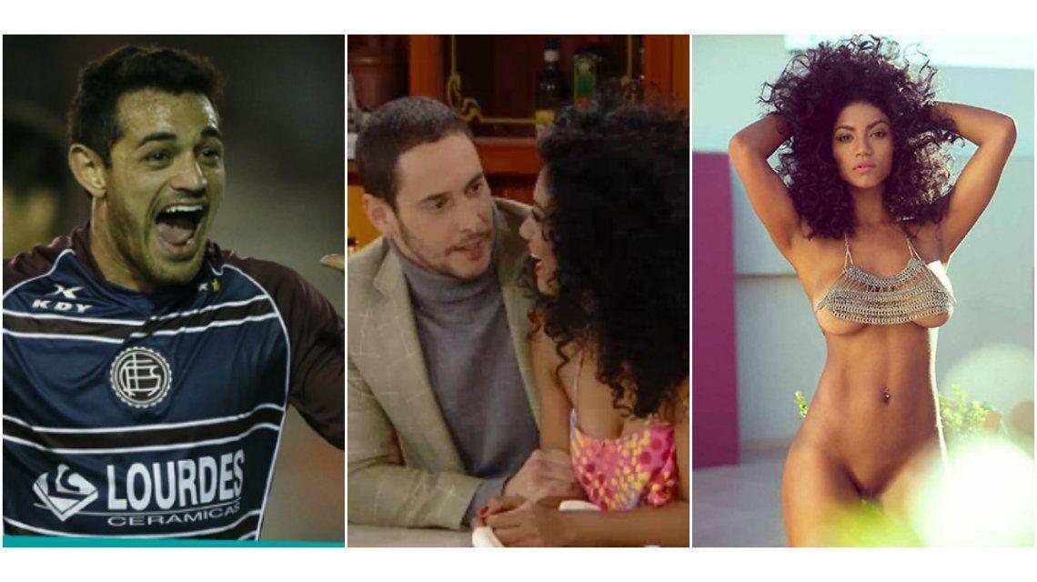 La nueva botinera: la panameña Kate Rodríguez batió un récord sexual con el jugador Laucha Acosta