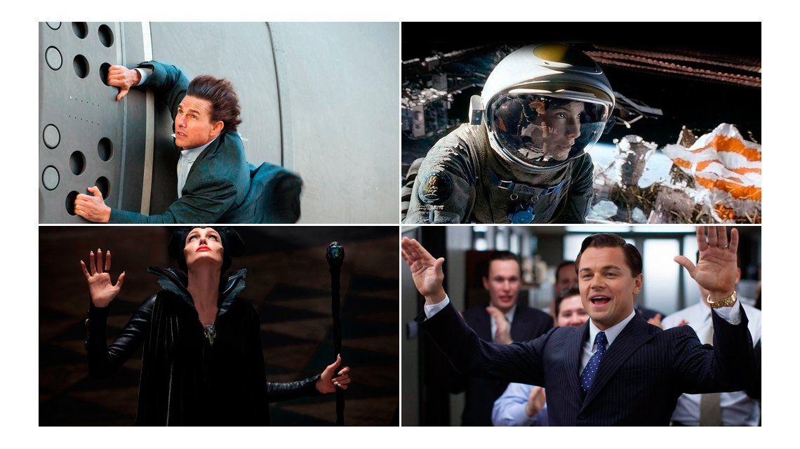 La lista de los 10 actores mejores pagos de Hollywood