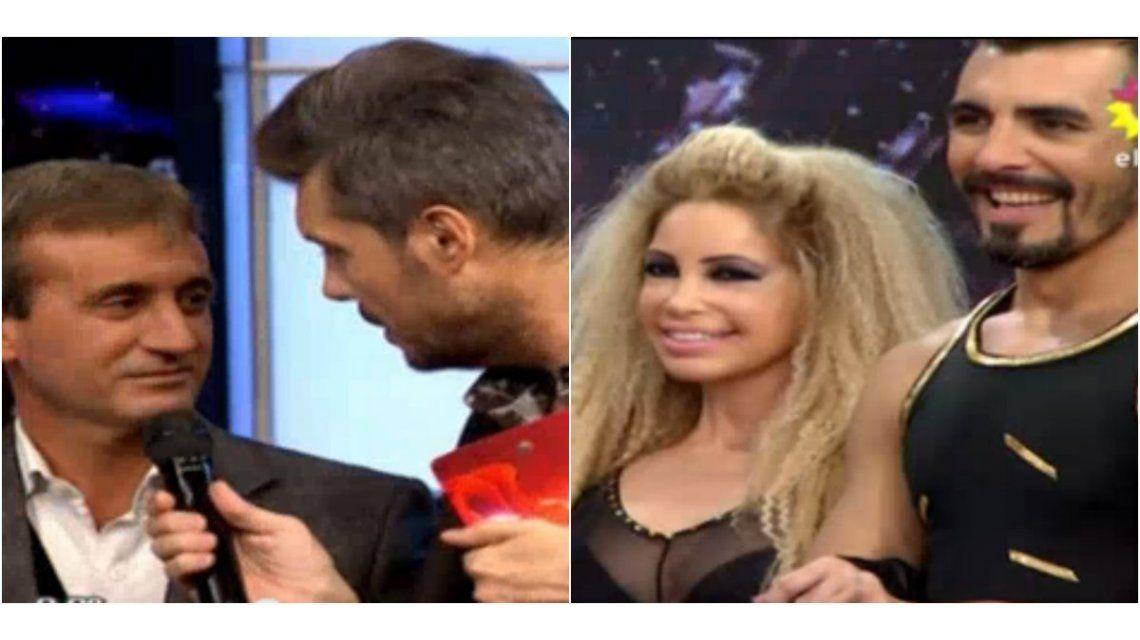 Marcelo Tinelli le preguntó al histórico escribano de ShowMatch sobre el supuesto affaire con la abogada hot