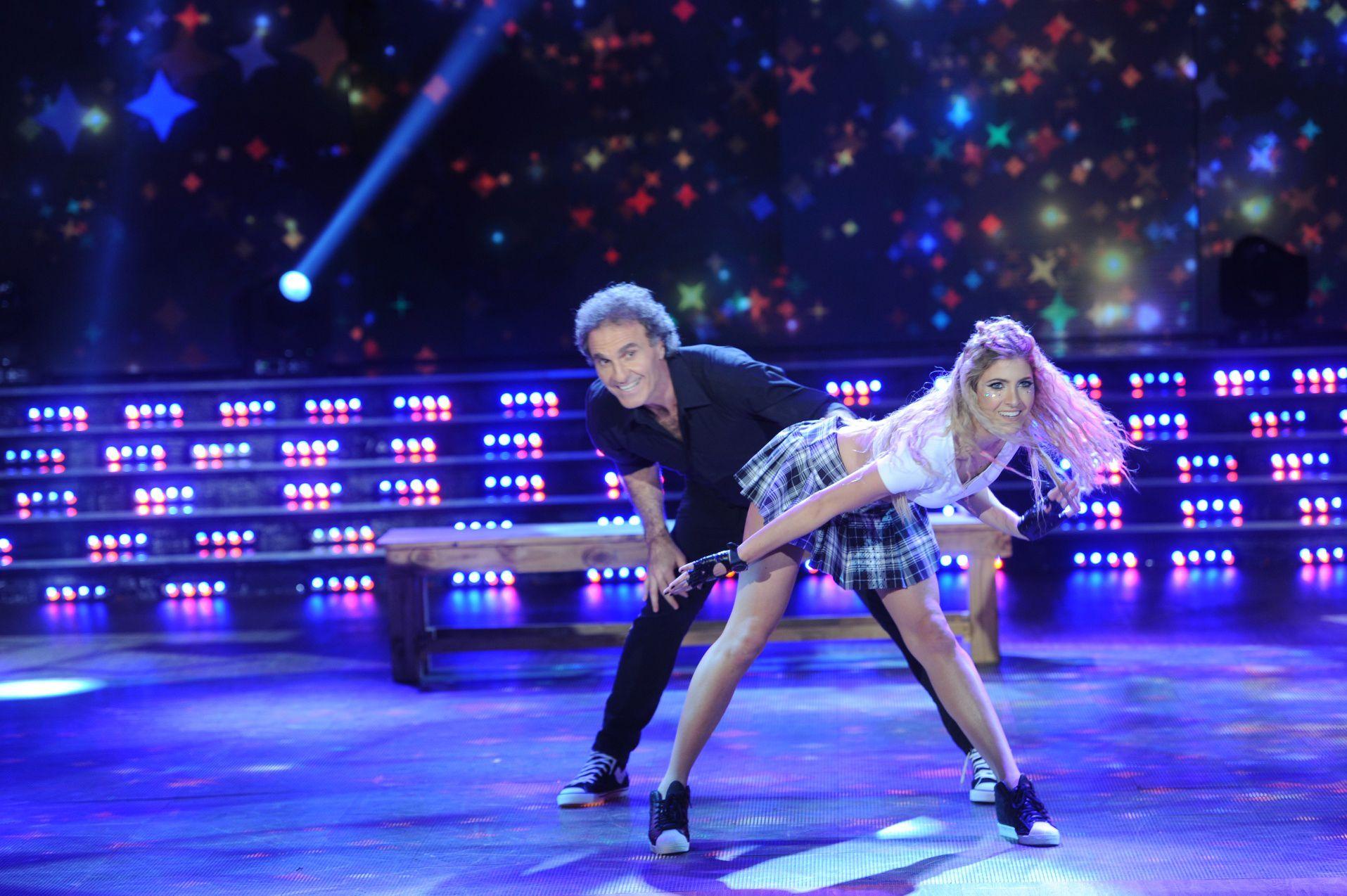 El Street pop de Oscar y Cande Ruggeri: malas criticas de Pampita y De Brito