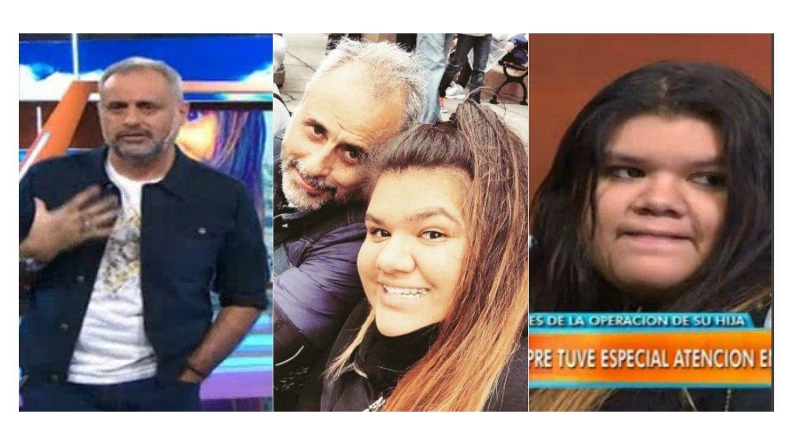 Reapareció Morena tras la operación: Sufre discriminación desde los 12 años, dijo Rial