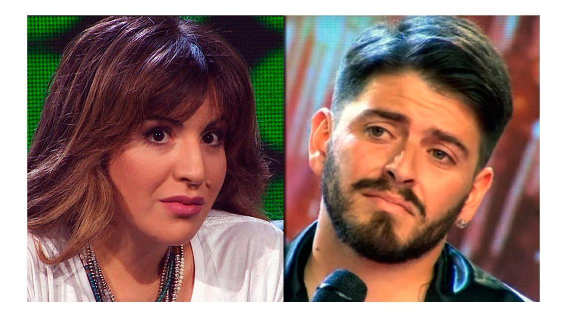 Fuerte cruce en vivo entre Gianinna Maradona y Diego Jr: Vos tendrás dos hermanos más, yo no