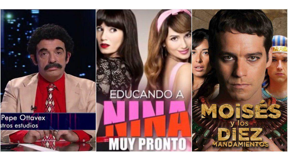 Telefe apuesta a una nueva miniserie para ganar el prime time de agosto