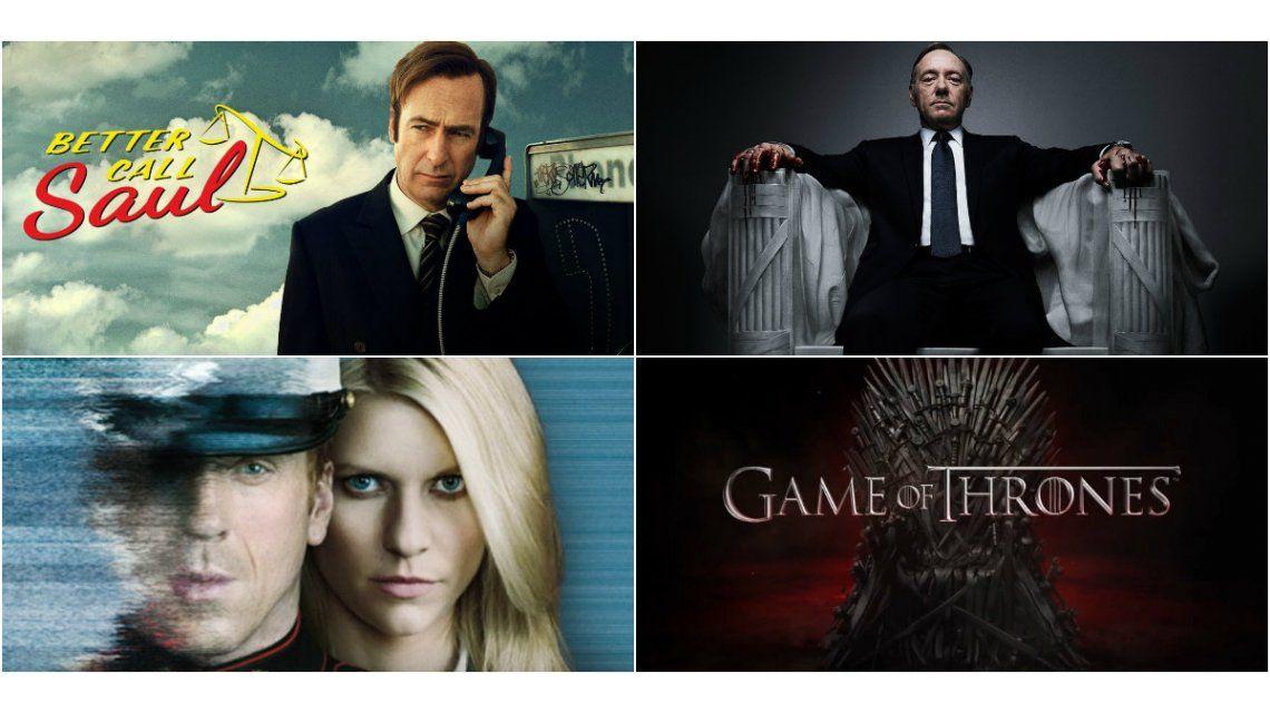 Emmy 2016: la lista de los principales nominados