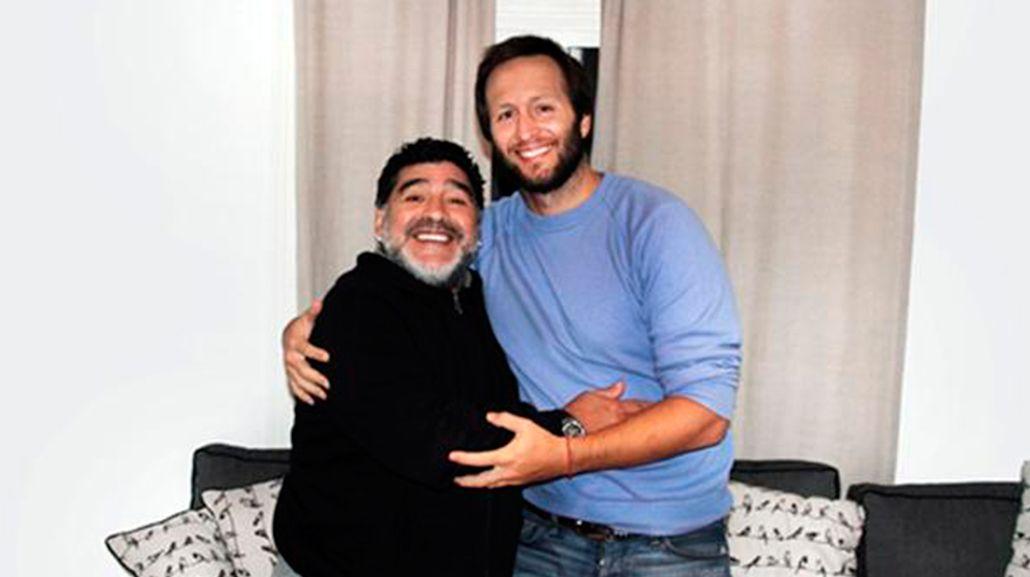 Llega la miniserie de Diego Maradona a la televisión: Cada mes de mi vida da para escribir 100 capítulos
