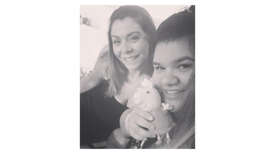 Morena Rial recibió el alta tras su operación y lo celebró con una foto en Instagram