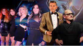 Salsa en trío: Bandana tocará en vivo y vuelve Campeones con Laport y Belloso