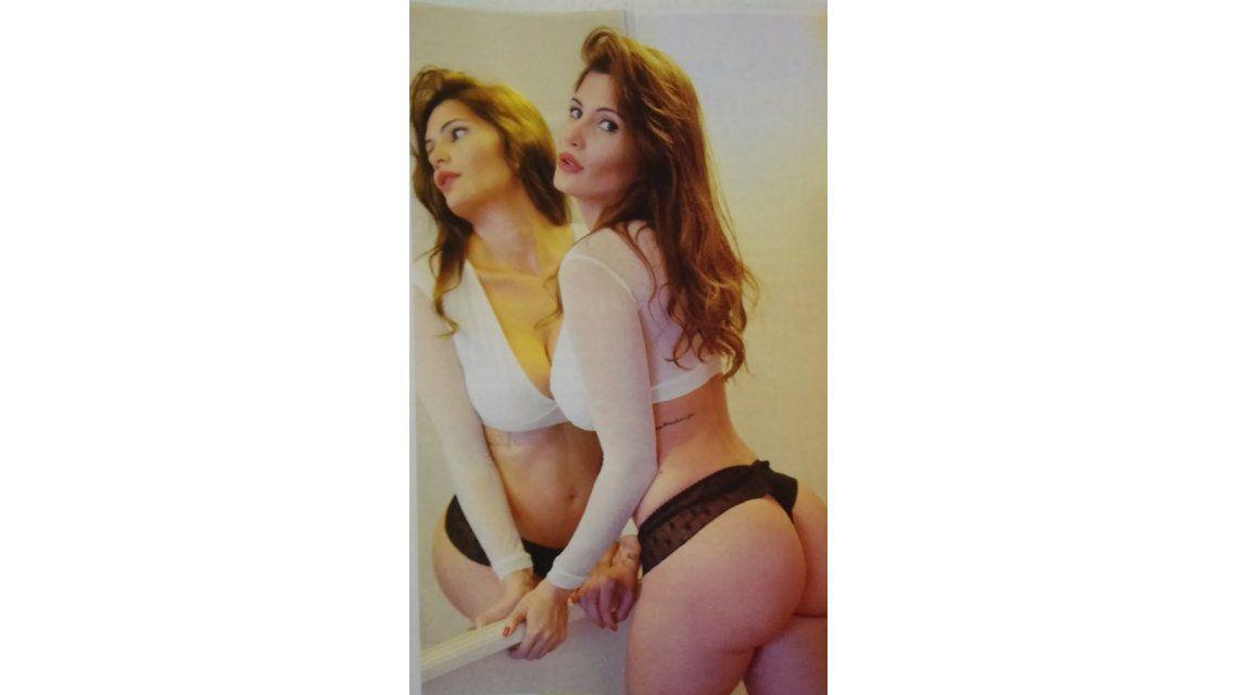 Magalí Mora, hot y polémica: Fede no es violento, se enamoró de una loca que si no se trata va a terminar peor que la madre