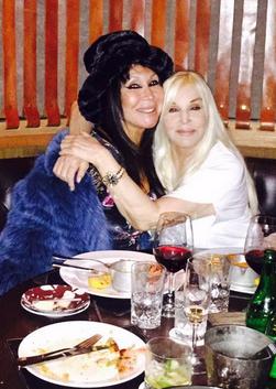Susana y Moria, ¡reconociliadas! Después de idas y vueltas, salieron a cenar: foto, abrazo y confesiones