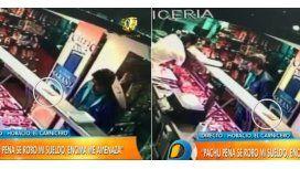 Confuso episodio de Pachu Peña en una carnicería: lo acusan de haber robado