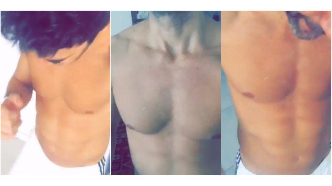 Mariano Martínez se divierte a pura cumbia con un video muy sexy en Instagram