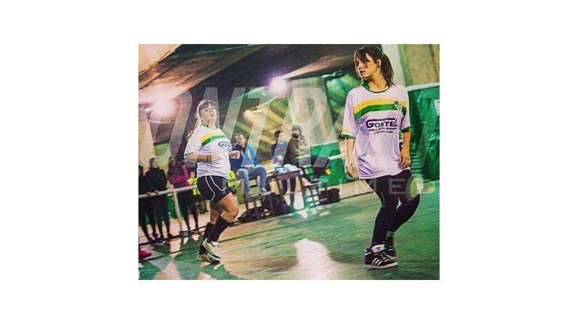 Lali Espósito canta, baila, ¡y juega al fútbol!: mirá las destrezas de la artista