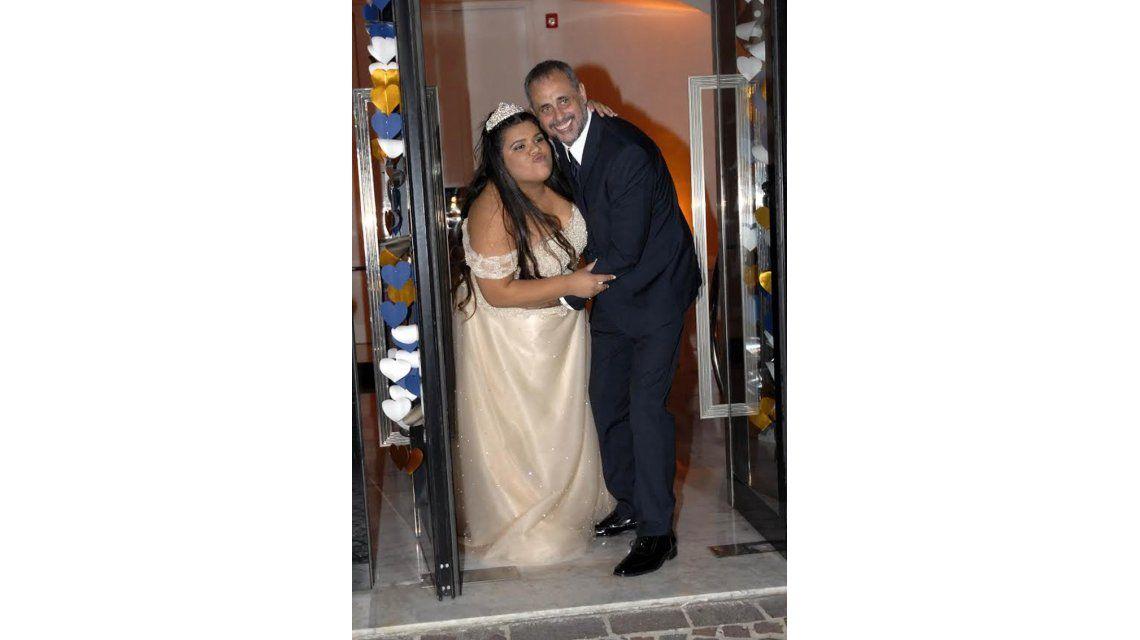 Jorge Rial habló tras la operación de su hija: Hoy veo nacer a una nueva Morena