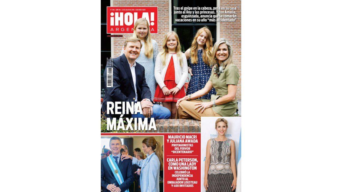 Tapas de revistas: Laurita Fernández, sexy y soltera, sigue amando a Hopppe; y Vero Lozano, diosa a los 46