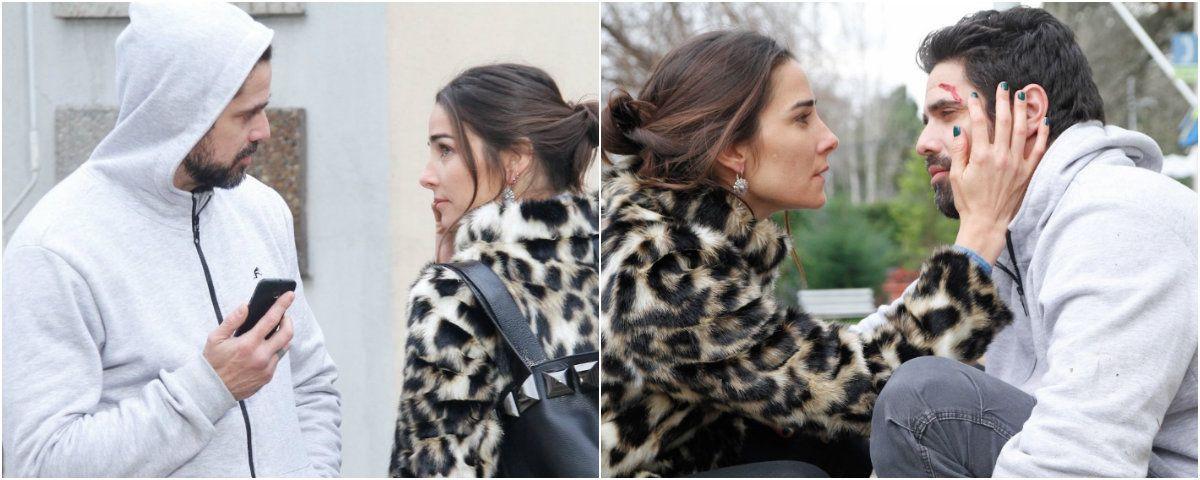 Las primeras fotos de Juana Viale en Los ricos no piden permiso