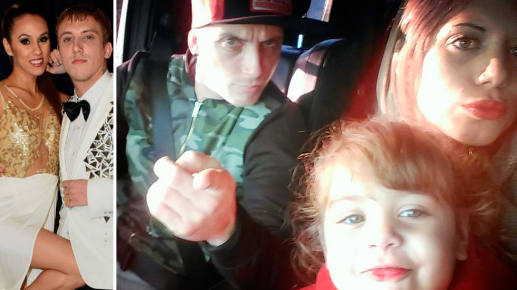 El Polaco, ¿juega a dos puntas?: las fotos con su ex que complican su relación con Barby Silenzi