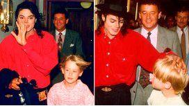 Polémico rumor sobre una supuesta violación de Michael Jackson a M. Culkin
