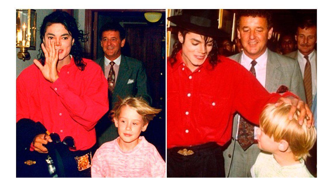 Polémico rumor sobre una supuesta violación de Michael Jackson a Macaulay Culkin