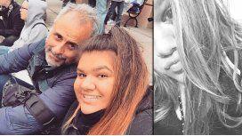 Operaron con éxito a Morena: la emoción de ella y el apoyo incondicional del conductor