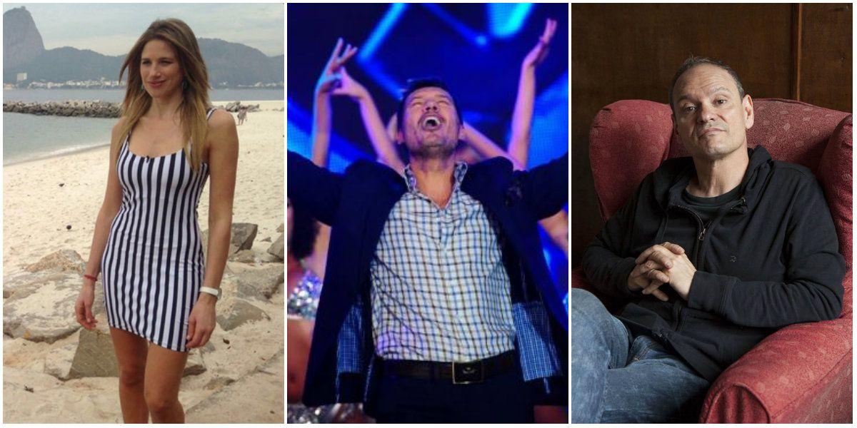 Con quién bailará la salsa en trío cada pareja de ShowMatch: Carlos Belloso y Alina Moine, ¡en la lista!