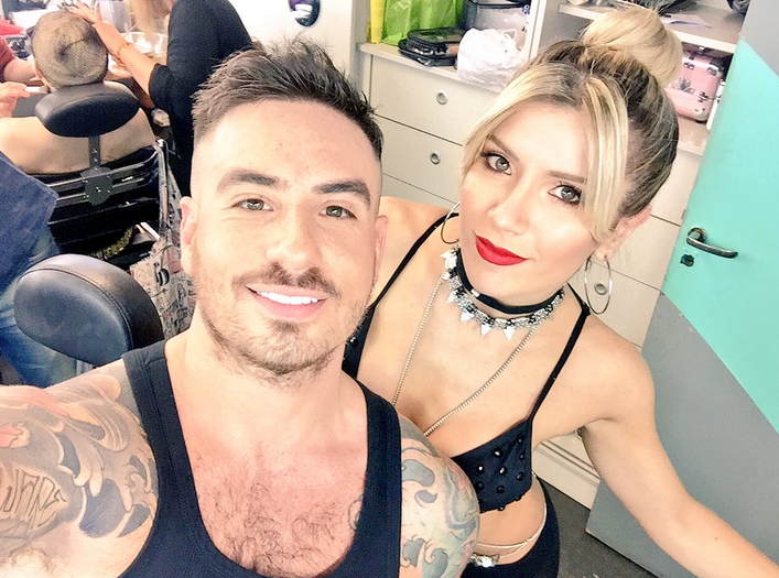 Fede Bal confirmó que Lissa de Bandana bailará en la salsa en trío