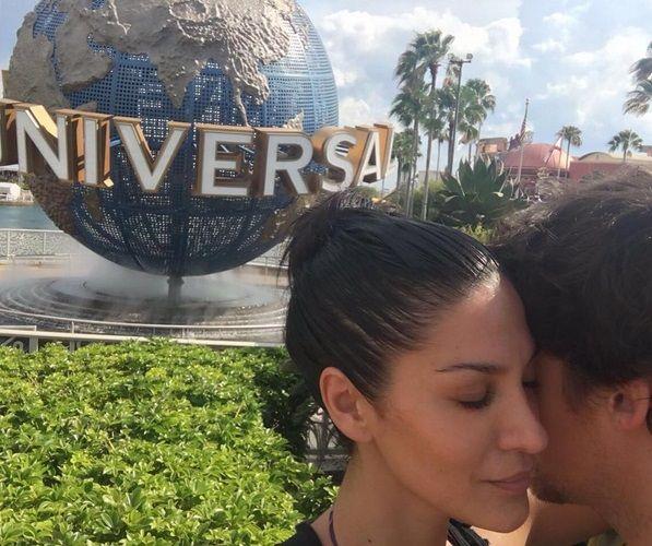 Las accidentadas vacaciones de Silvina Escudero con su novio: Me insolé y me quedaron ampollas
