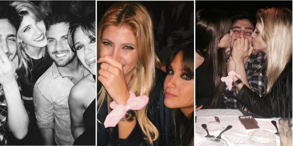 Tragos, besos y buena compañía: el fin de semana de soltera de Barbie Vélez y Cande Ruggeri
