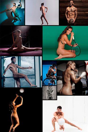Body Issue 2016: el calendario hot de 13 deportistas argentinos