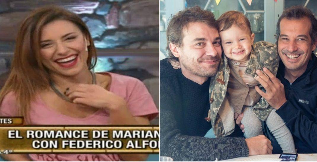 ¿Qué pasa entre Mariana Brey el hermano de Pedro Alfonso? ¡Mirá con qué gestos respondió ella!