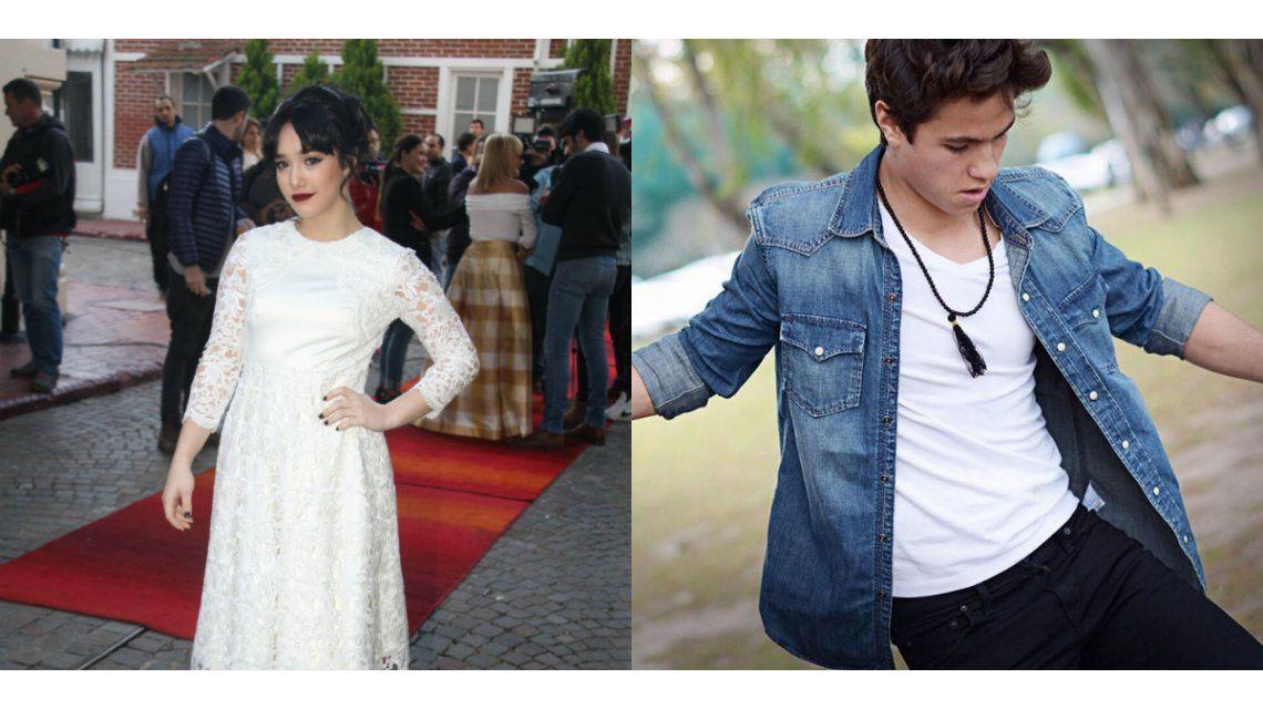 Ángela Torres, de novia con el protagonista de Soy Luna, Michael Ronda