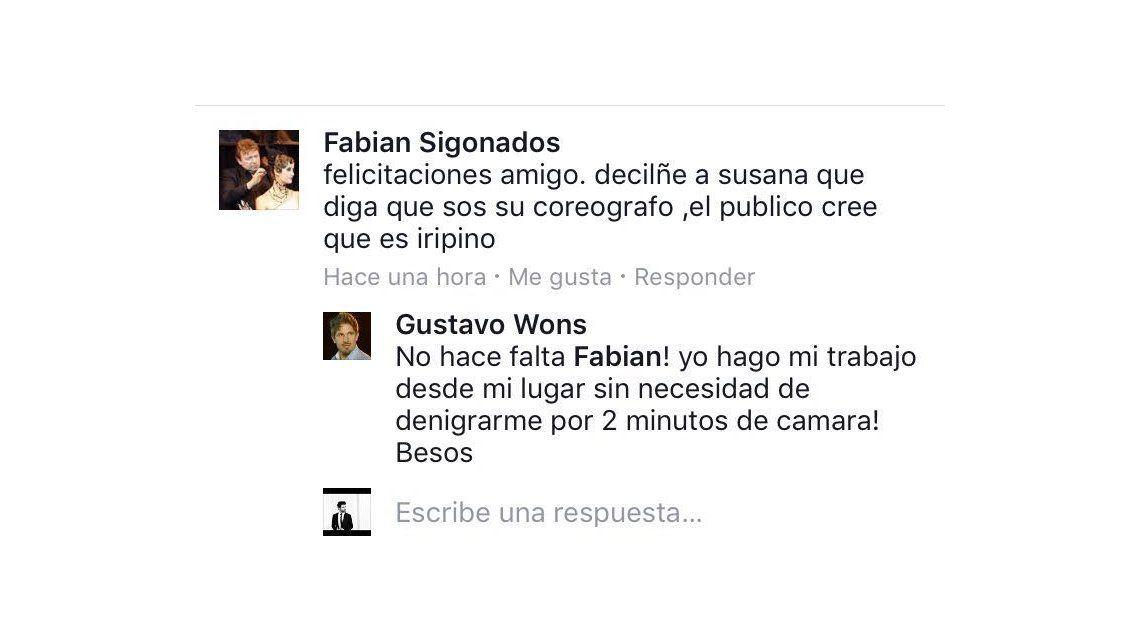La guerra de los coreógrafos por Susana Giménez: Gustavo Wons vs Marcelo Iripino