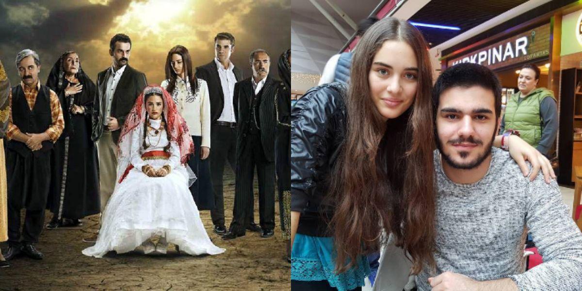 El polémico romance entre Cagla Simsek y Gokhan Sahin, los protagonistas de Esposa Joven