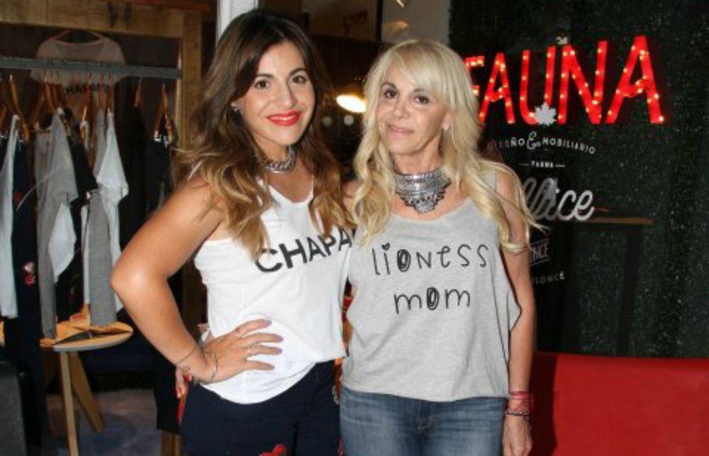La denuncia de Claudia Villafañe que involucra a Gianinna Maradona