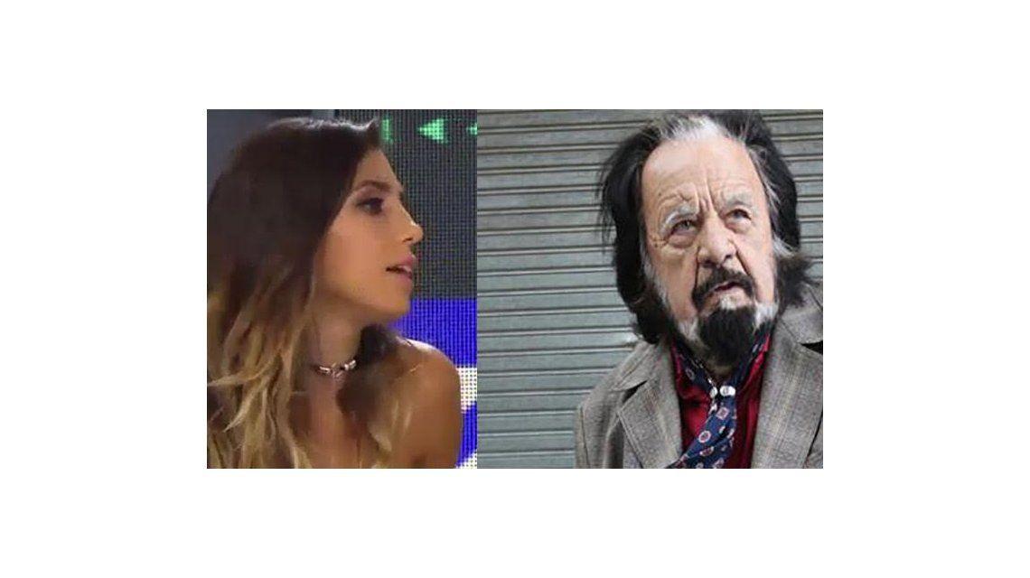 Tras la muerte de Horacio Guarany, Cinthia Fernández ratificó que es su abuelo