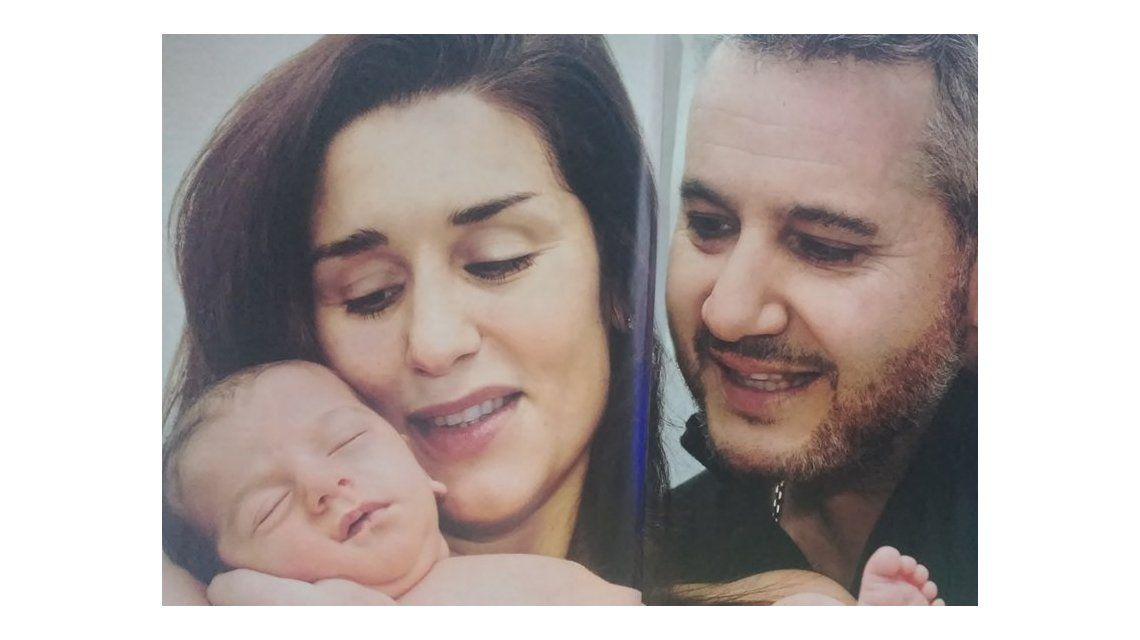 El susto de Violeta Lo Re con su primer hijo: Tuvo un problema madurativo