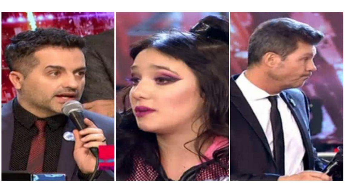 Ángel de Brito le preguntó a Ángela Torres por su fallida amistad con Lali ¡y la ligó Mariano!