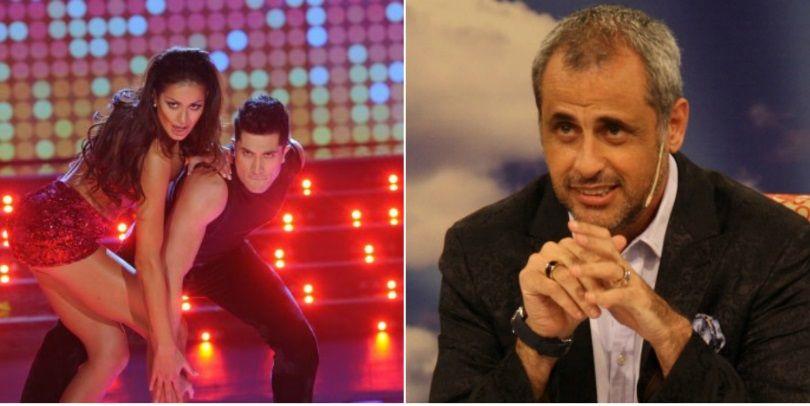 Pamela Sosa invitó a Jorge Rial a la salsa en trío en vivo: la respuesta del conductor