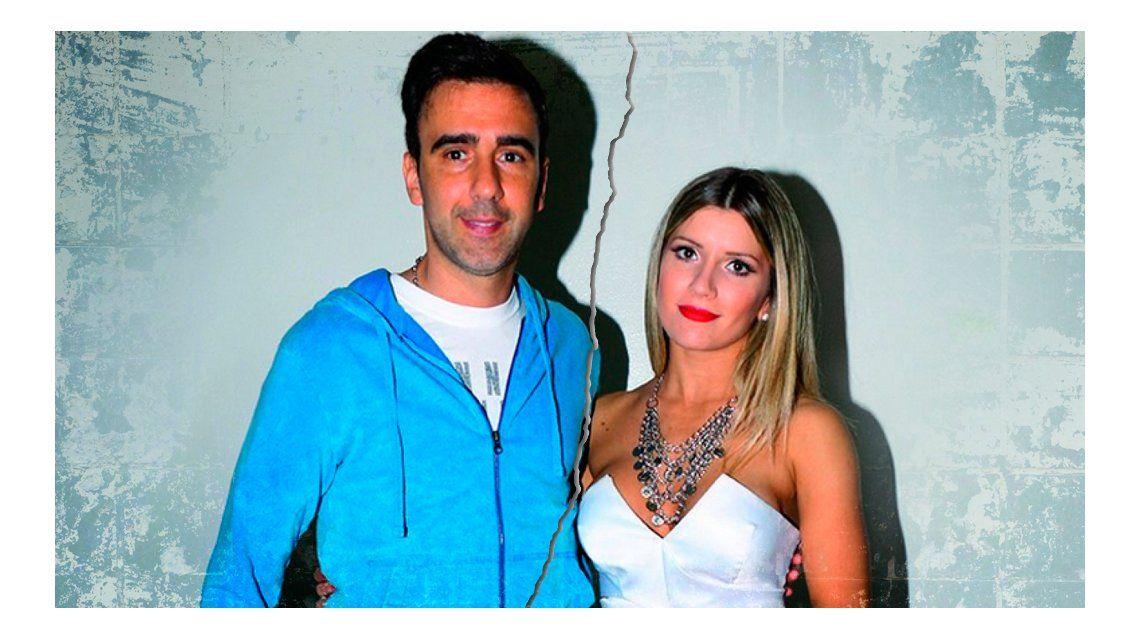 Laurita Fernández y Fede Hoppe