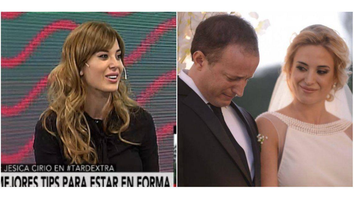 Jésica Cirio y el deseo de ser padres con Martín Insaurralde: Lo pensamos para este año, pero lo pospusimos