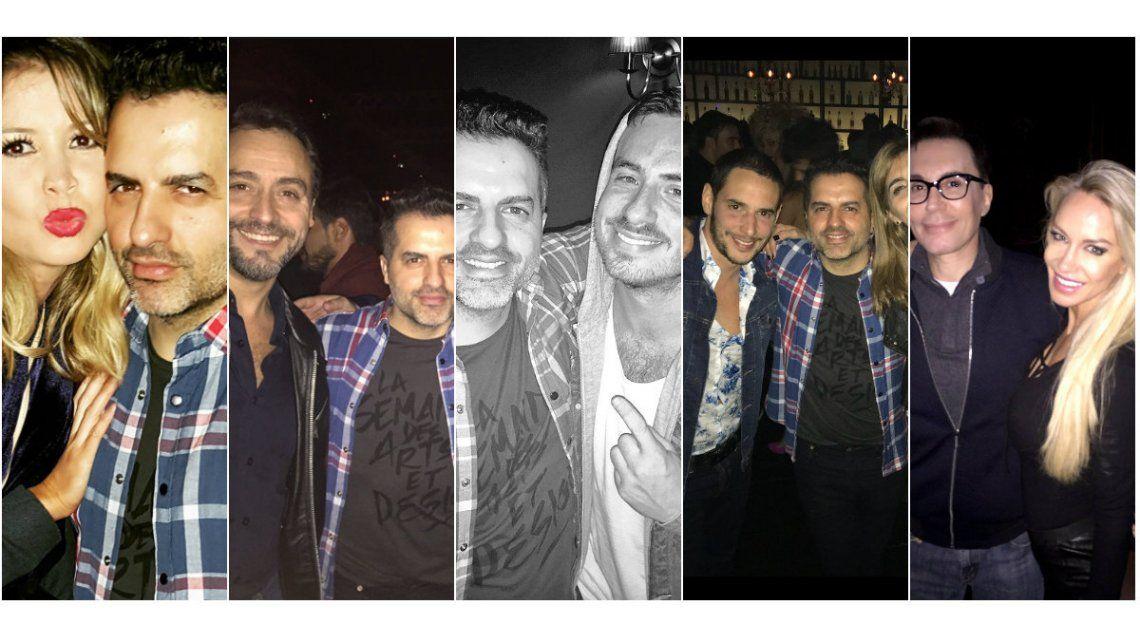 Todas las fotos del cumpleaños de Ángel De Brito