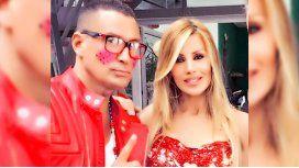 Hubo una amenaza de bomba en el espectáculo de Panam y Luciano El Tirri