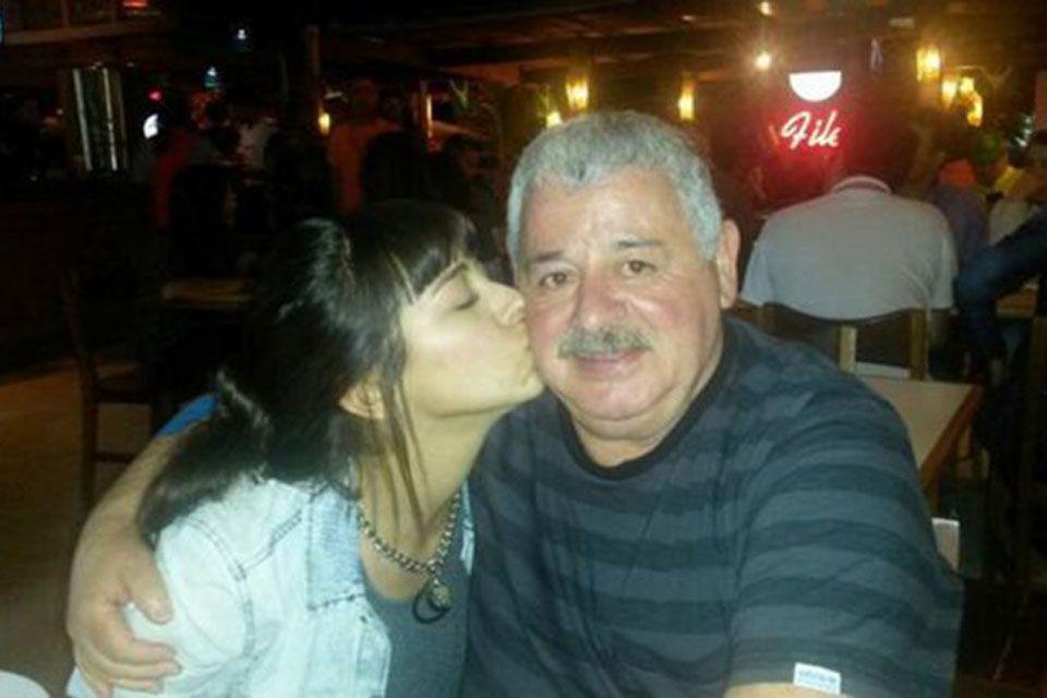 Tití Fernández homenajeó a su hija a dos años de su muerte cantando una canción: conmovedor momento